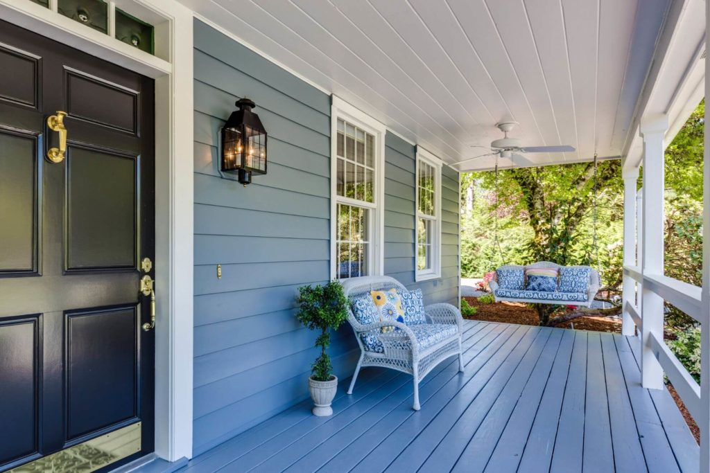 Staging the exterior of your home on Long Island