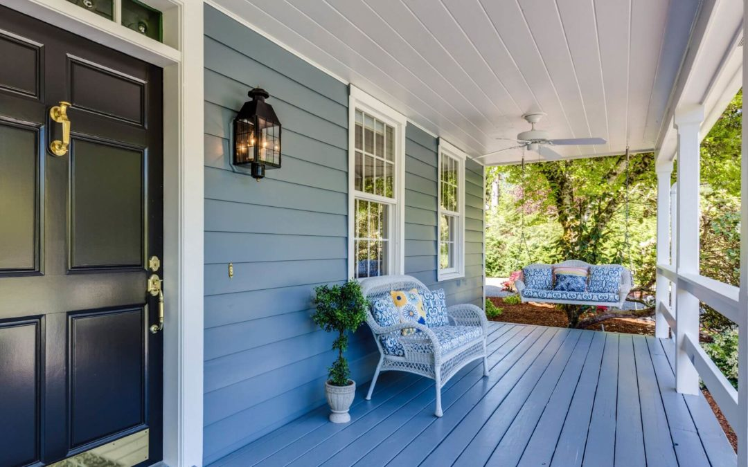 How Important is Staging the Exterior of Your Home?
