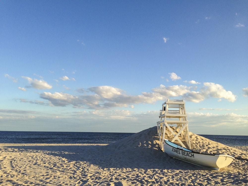 Nassau County NY beach