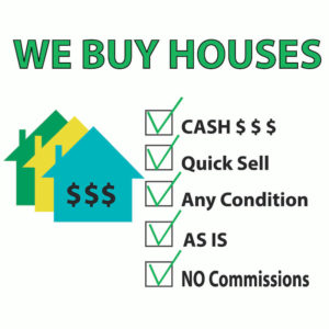 we buy houses fast for cash as is