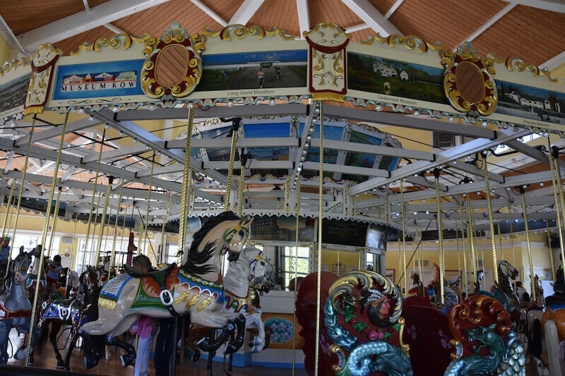 Nunley's Carousel In Suffolk County New York