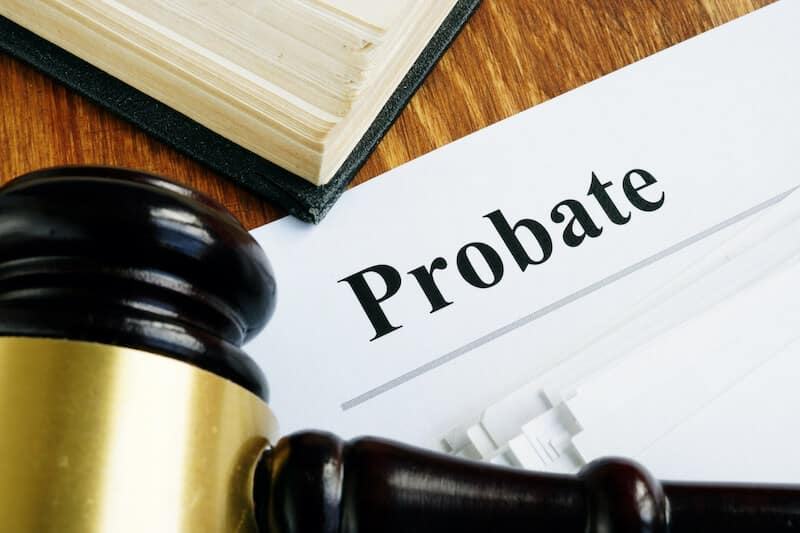 options when selling a house in probate in New York