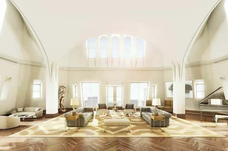 Photo of 2 Park Pl, Pinnacle Penthouse, New York, NY 10007 property