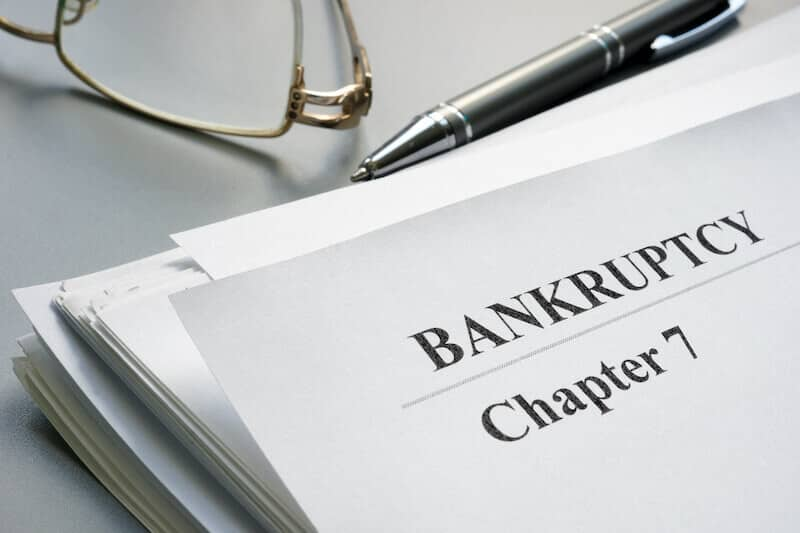 Documents Needed to File for Chapter 7 Bankruptcy
